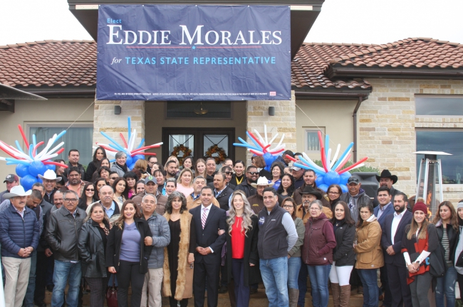 Eddie Morales to run for State Representative